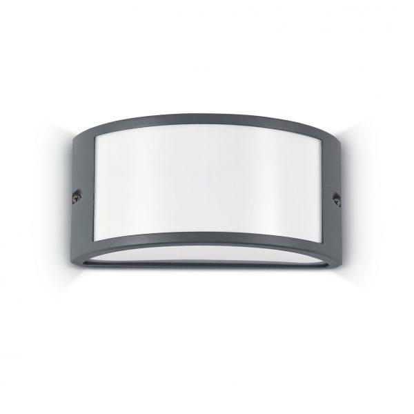 Lampada da Parete Applique Ideal Lux Rex-1 AP1