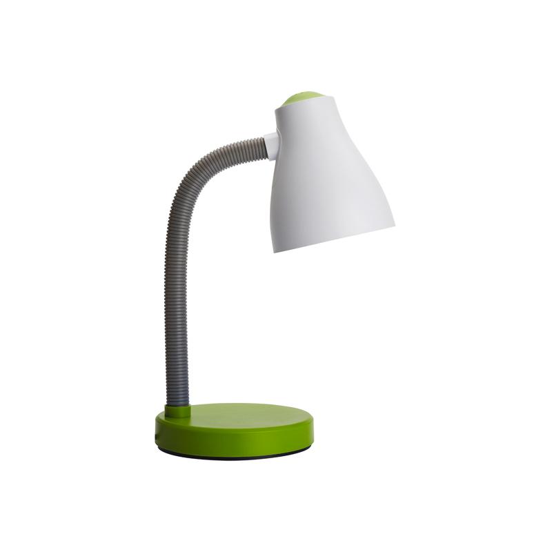 Lampada da tavolo perenz verde 6036 ve l 39 altra luce for Lampada da tavolo verde