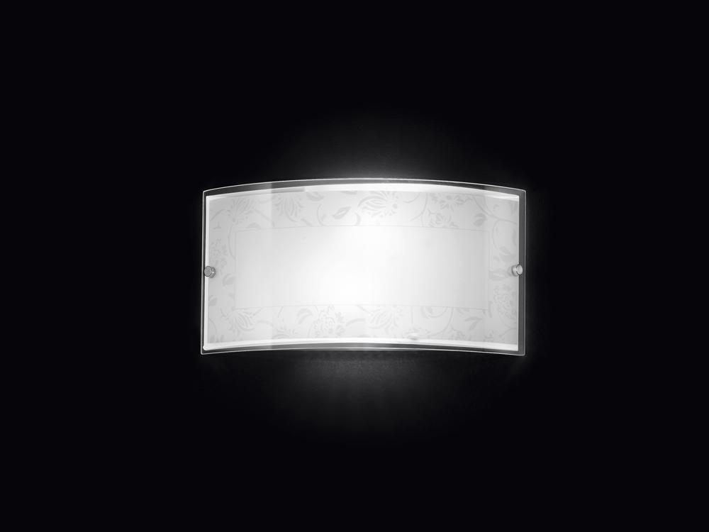 Plafoniere Da Parete Alternative : Lampada da parete perenz decoro bianco db l altra luce
