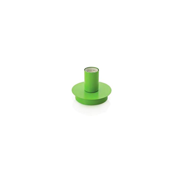 Lampada da tavolo perenz verde 6258 ve l 39 altra luce for Lampada da tavolo verde