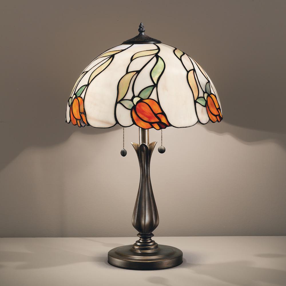 Lampada Da Tavolo Tiffany Perenz T937 B496 L Altra Luce