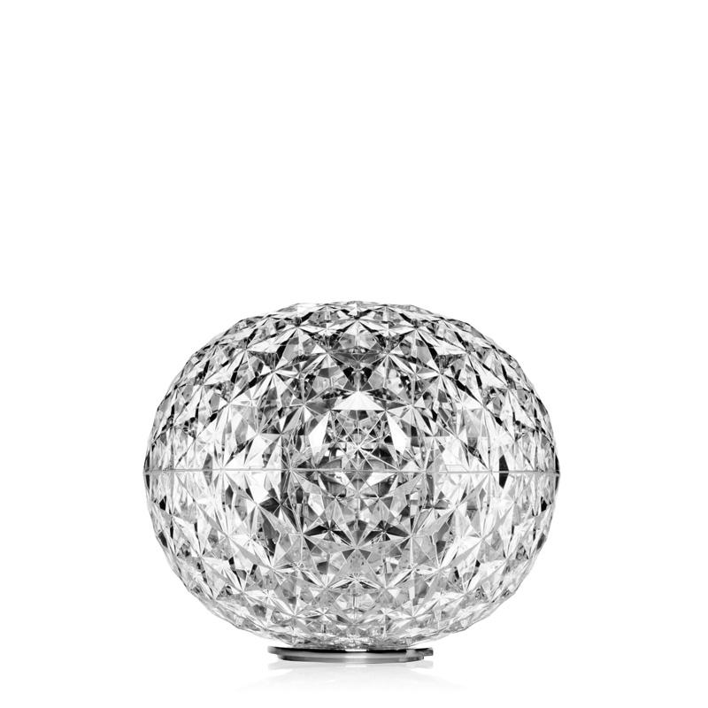 Lampada da Tavolo Kartell Planet Cristallo 9386 B4