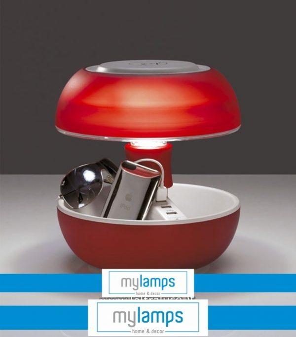 Lampada Joyo Light Colours Red