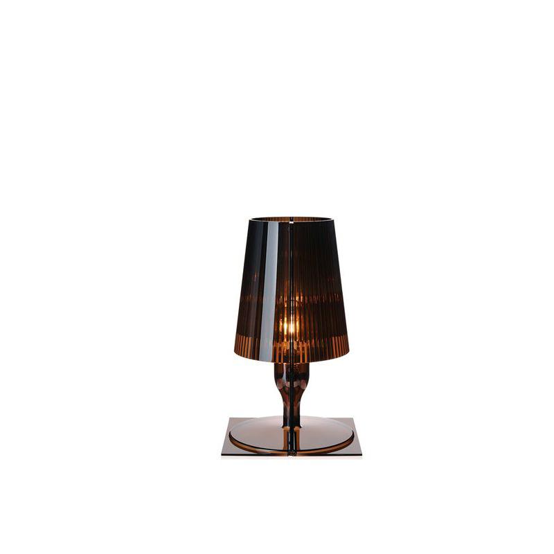 Lampada da Tavolo Kartell Take Fumè 9050 Q2 | L\'Altra Luce